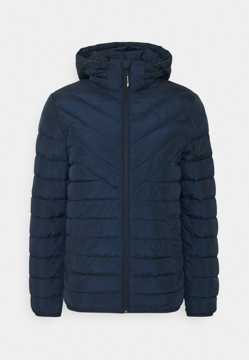 TOM TAILOR DENIM - LIGHTWEIGHT JACKET - Light jacket - sky captain blue