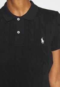 Polo Ralph Lauren - SHORT SLEEVE - Polo shirt - black - 3