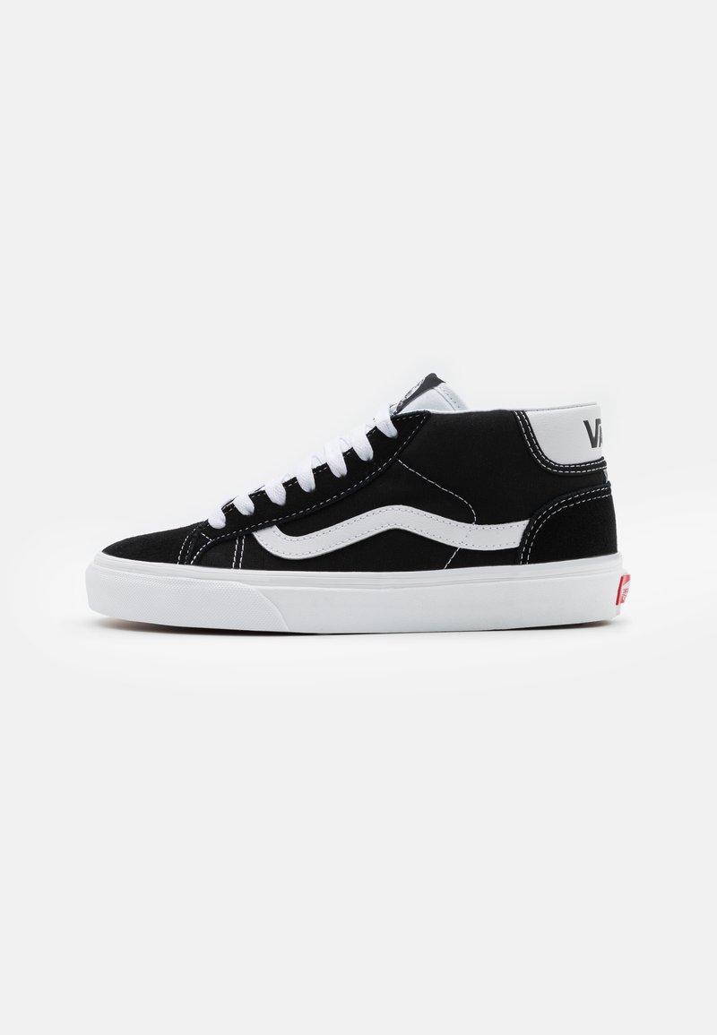 Vans - MID SKOOL 37 UNISEX - Baskets montantes - black/true white