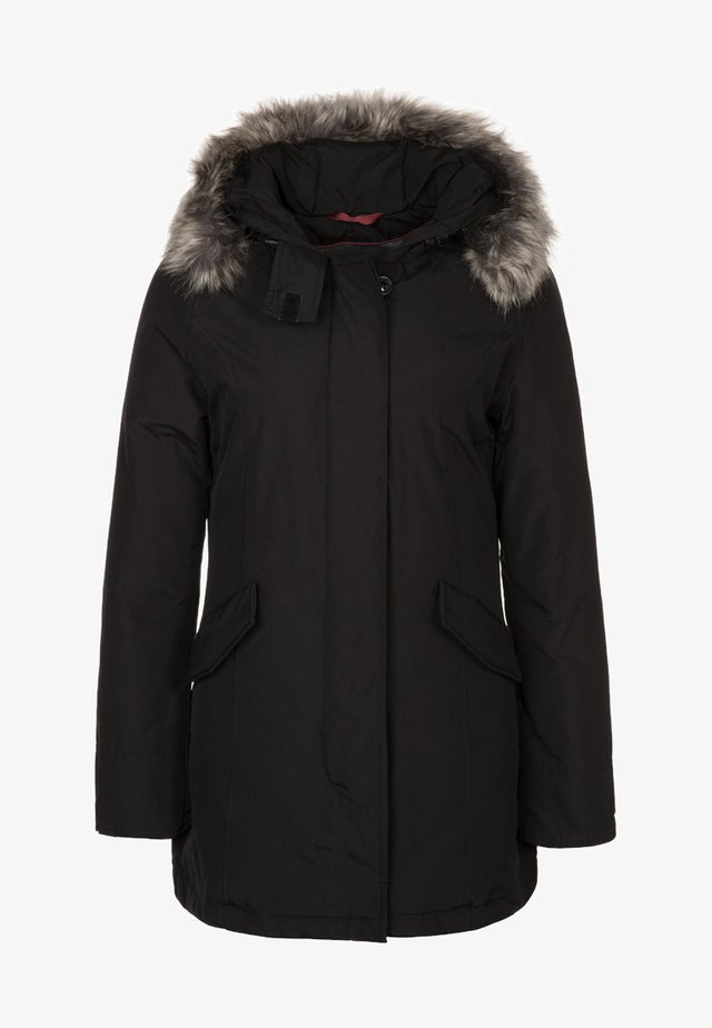 FUNDY BAY - Down coat - black