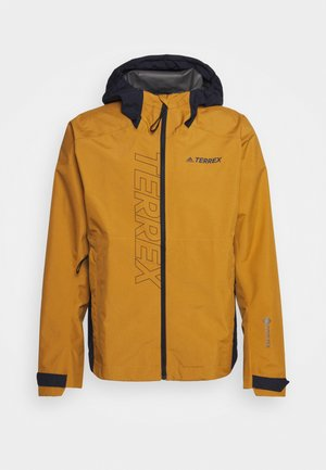 TERREX GORE-TEX PACLITE RAIN - Hardshell jacket - mesa/legend ink