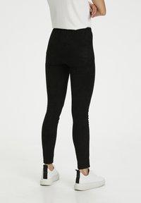 Culture - Leggings - Trousers - black - 2