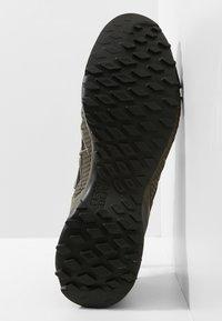 Salewa - MS WILDFIRE - Climbing shoes - black/olive/silberia - 4