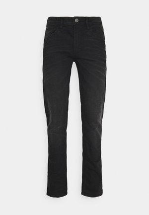 JET FIT - Jean slim - denim black