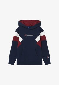 Champion - ROCHESTER CHAMPION LOGO HOODED - Hoodie - dark blue - 2
