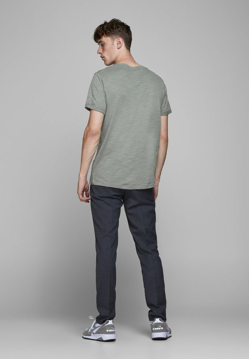 Jack & Jones PREMIUM Print T-shirt - agave green KcH9h