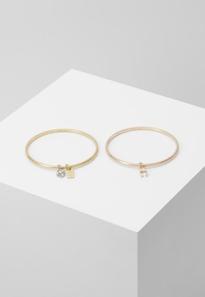 BANGLE SET - Náramek - rosegold-coloured