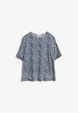Blouse - foggy blue
