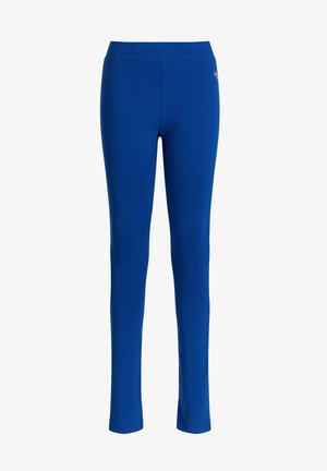 MEISJES SKINNY FIT - Leggings - Trousers - cobalt blue
