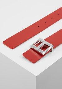 HUGO - ZITA BELT - Belt - red combi - 2