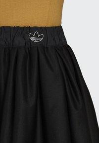 adidas Originals - Falda acampanada - black - 4