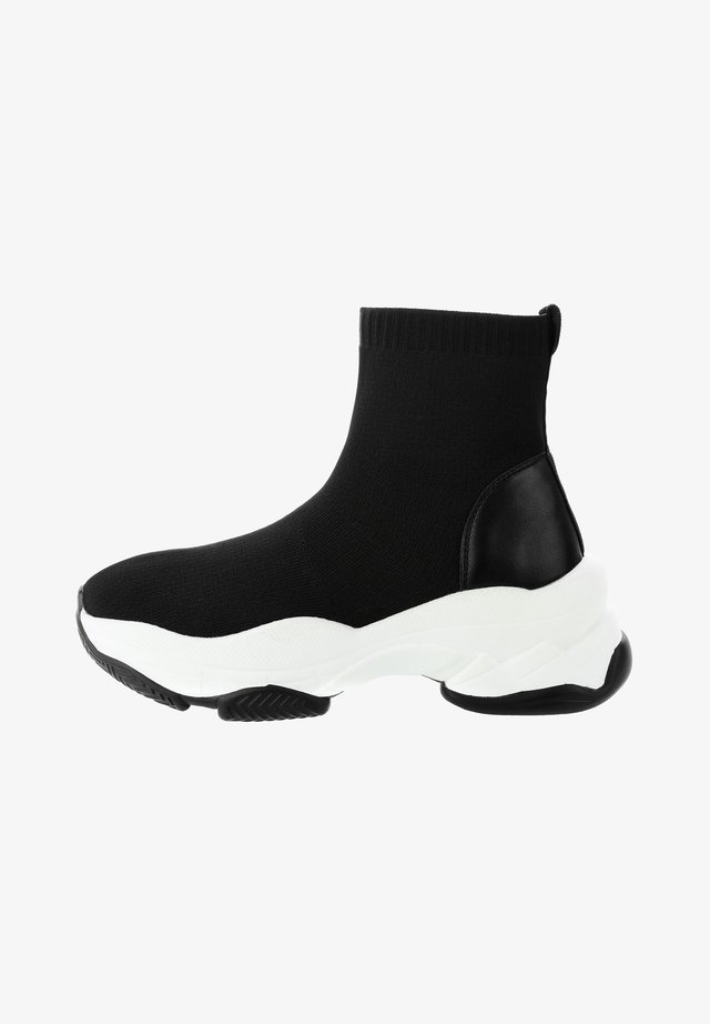 WELSBERG  - Zapatillas altas - black