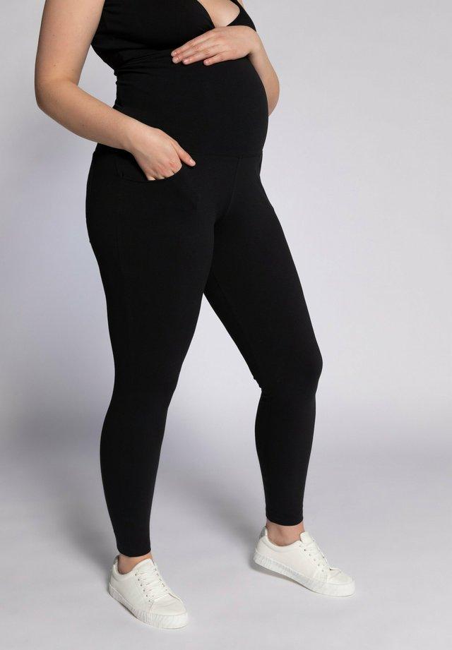 Legging - schwarz