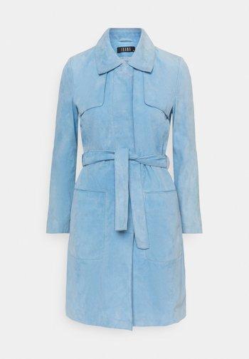 JUNA - Short coat - sky blue