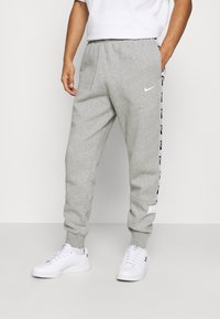 Nike Sportswear - REPEAT - Pantaloni sportivi - dark grey heather - 0