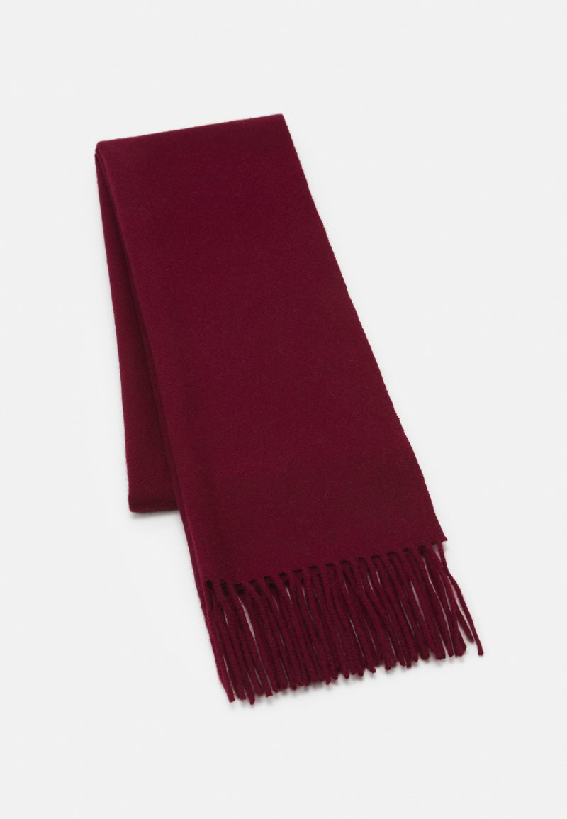 Jack & Jones - JACSIMON SCARF - Scarf - brick red