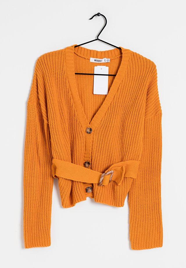 Vest - orange