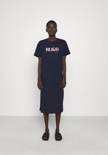 NAILY - Maxi dress - dark blue