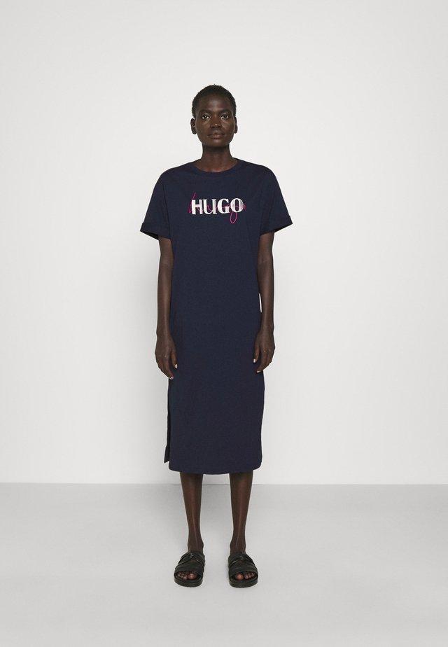 NAILY - Długa sukienka - dark blue