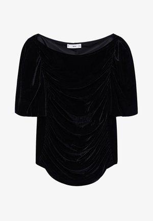 TOVE-I - T-shirt basic - black