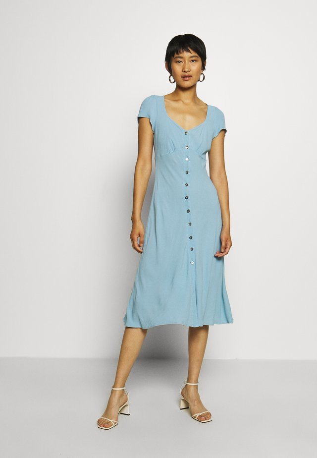 LEONA DRESS - Shirt dress - seaform