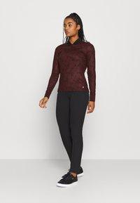 Calvin Klein Golf - ALTMAN - Polo shirt - blackberry - 1