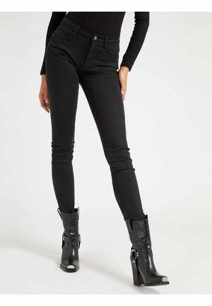 SUPER STRETCH - Jeans Skinny Fit - black