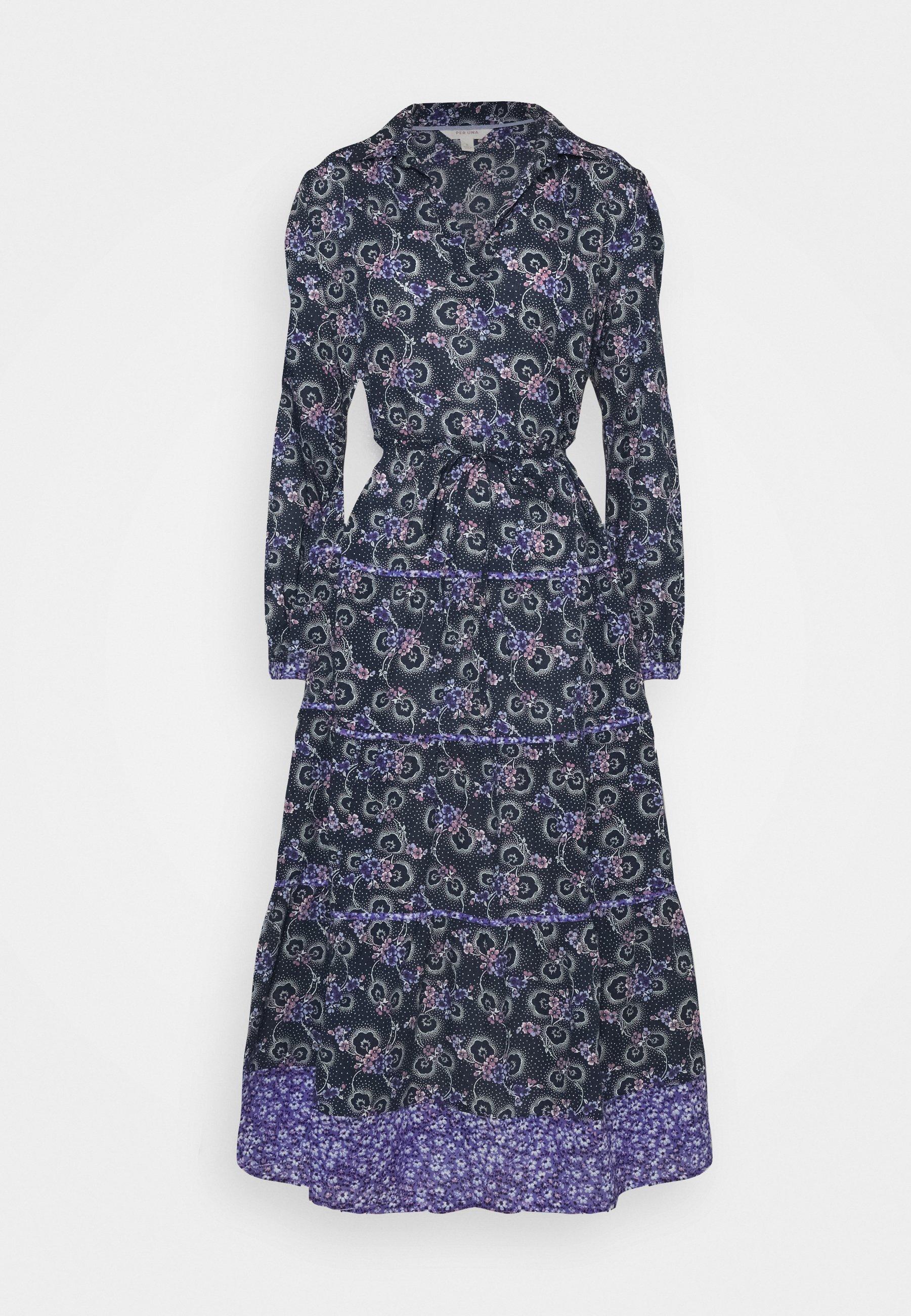 Mujer BLOOM TIER DRESS - Vestido informal
