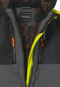Icepeak - LANDRUM UNISEX - Snowboard jacket - lead grey - 3