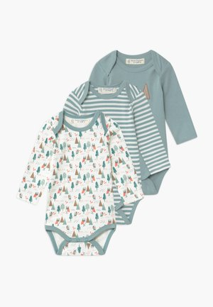 YVON RETRO BABY 3 PACK - Body - blue