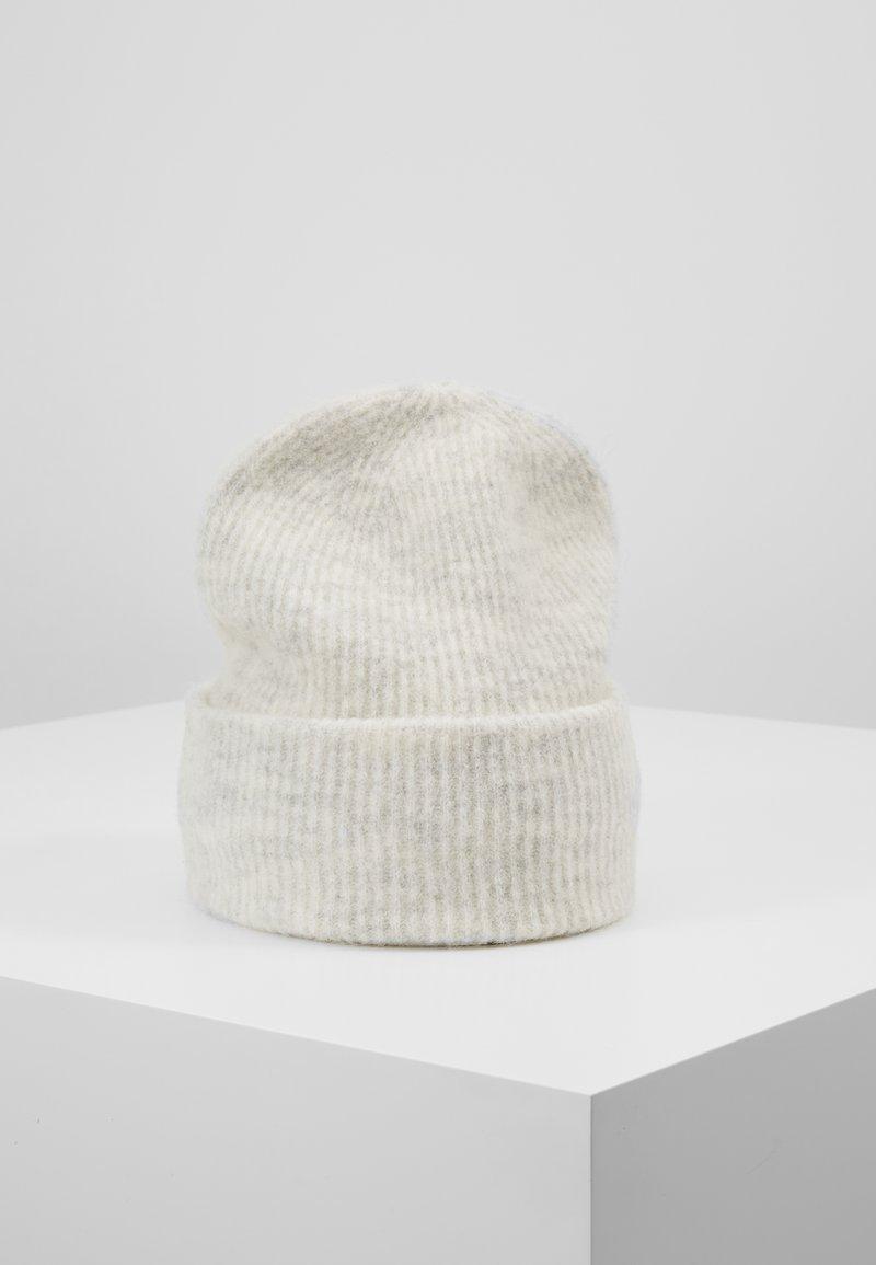 Samsøe Samsøe - NOR HAT - Beanie - white