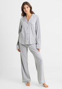 DKNY Intimates - SET - Pyjamas - grey heather - 0