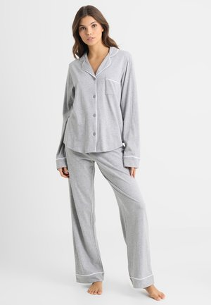 NEW SIGNATURE - Pyjama set - grey heather