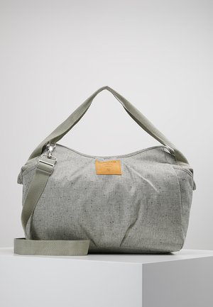 TWIN BAG - Wickeltasche - bouclé beige