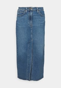 Lee - ULTRA LONG SPLIT  - Gonna di jeans - vintage lewes - 0