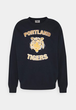 PORTLAND TIGERS UNISEX - Sweater - navy