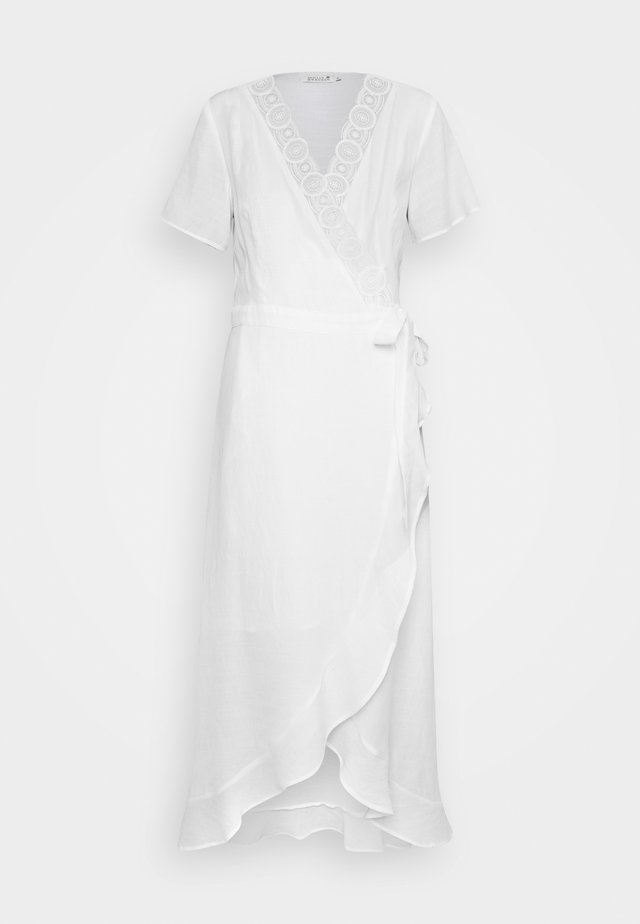 LADIES DRESS - Maksimekko - white