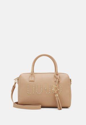 L SATCHEL - Handbag - nude