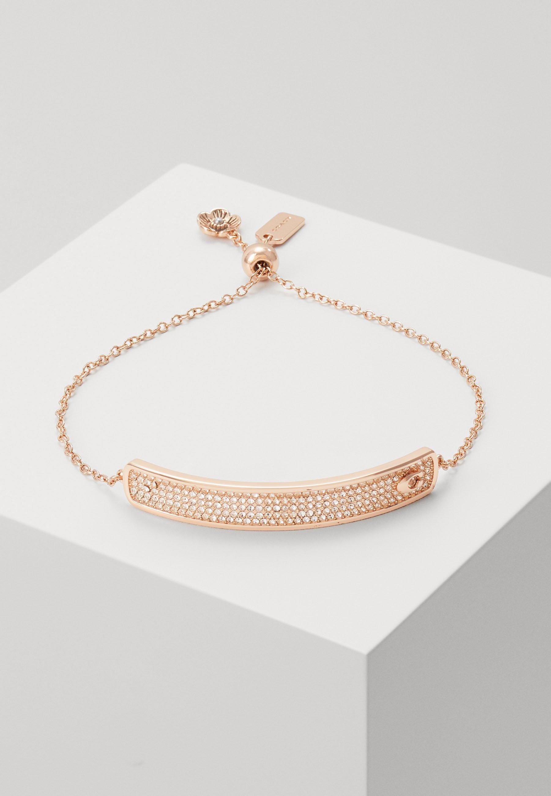 Women PAVE SLIDER BRACELET - Bracelet