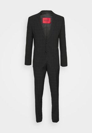 ARTI HESTEN - Suit - navy