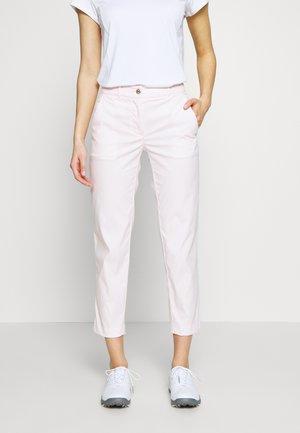 CROKE HIGH WATER - Trousers - barley pink