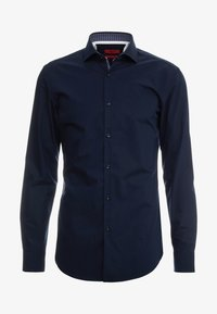 HUGO - KERY SLIM FIT - Camicia elegante - navy - 3