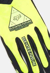 Fox Racing - FLEXAIR ELEVATED GLOVE - Fingerhandschuh - neon yellow - 1