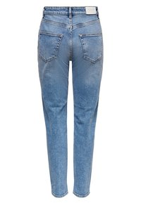 ONLY - ONLVENEDA LIFE MOM FIT - Slim fit jeans - light blue - 1