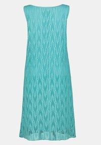 GINA LAURA - Jerseyklänning - pastellgrün - 3