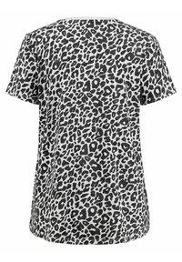 Key Largo - WT BORN - Print T-shirt - offwhite - 1