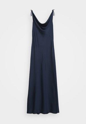 DRESS - Maxi dress - ink
