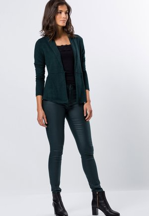 SWEATJACKE - Blazer - green