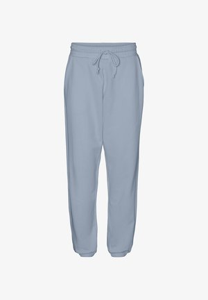 VMOPER  - Tracksuit bottoms - blue fog