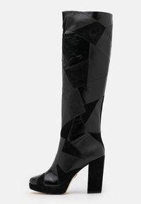 MICHAEL Michael Kors - HANYA BOOT - High heeled boots - black - 1